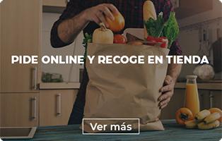 Pide online y recoge en tienda