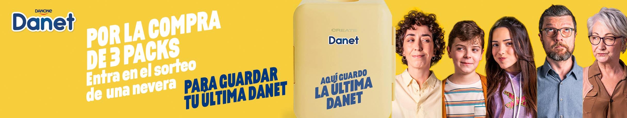 Sorteo Danet en dia.es