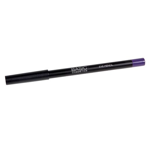 BASIC lápiz de ojos madera 3 Morado