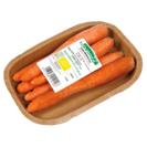 Zanahoria bio bandeja 600 gr