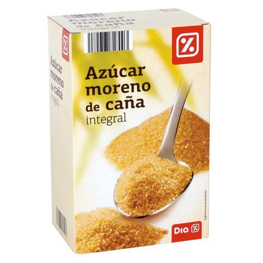 DIA azúcar moreno paquete 1 kg