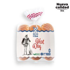 EL MOLINO DE DIA panecillos para perritos bolsa 6 uds 300 gr