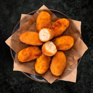 DIA AL PUNTO Croquetas de pollo bandeja 250 gr