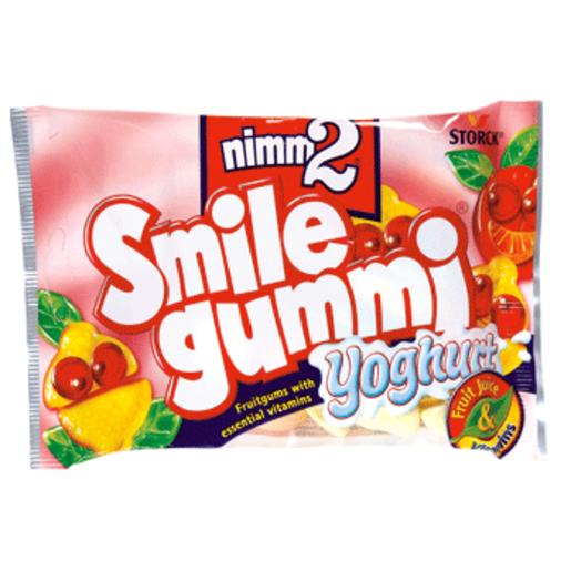 NIMM2 golosinas yogur bolsa 100 gr