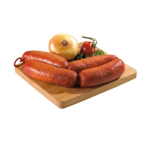 Chorizo asturiano malla (peso aprox. 450 gr)