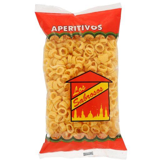 LOS SABROSOS aperitivo kris kris bolsa 100 gr
