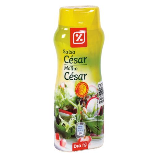 DIA salsa césar botella 300 ml