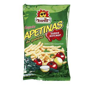 TOSFRIT apetinas sabor ketchup bolsa 35 gr