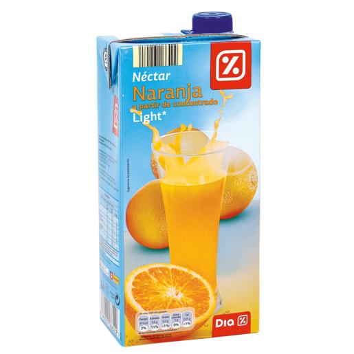 DIA néctar light naranja envase 2 lt