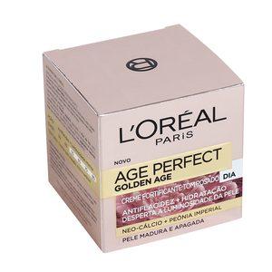 L'OREAL Age perfect golden age crema de día fortificante piel madura 50 ml