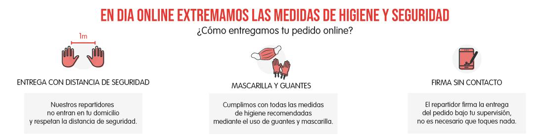 medidas online