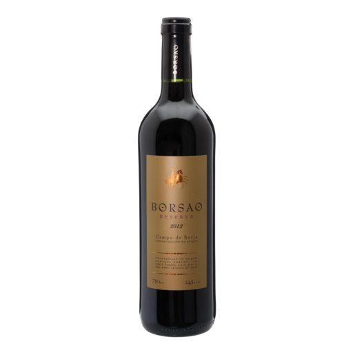 GRAN CAMPELLAS vino tinto DO Campo de Borja botella 75 cl