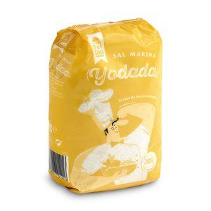 SAL DIA marina yodada paquete 1 Kg