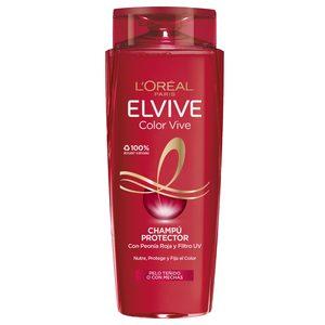 ELVIVE champú protector del color cabello teñido bote 690 ml