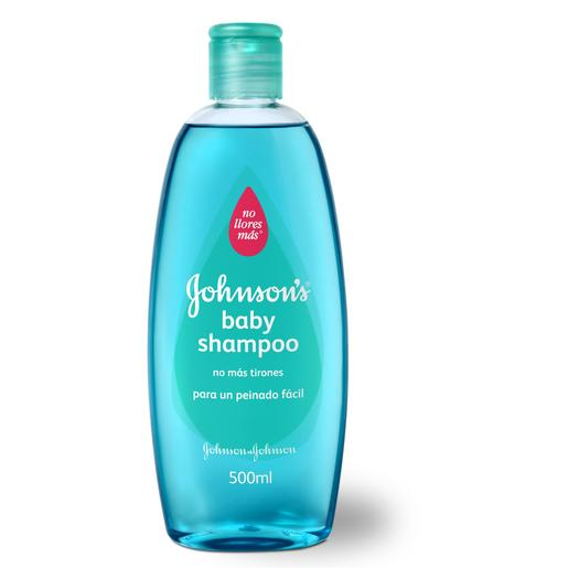 JOHNSON champú doble hidratación botella 500 ml