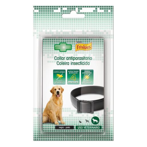 FRISKIES collar antiparasitos para perros envase 1 ud