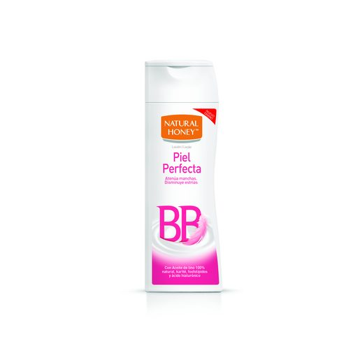 NATURAL HONEY loción corporal BB piel perfecta bote 330 ml