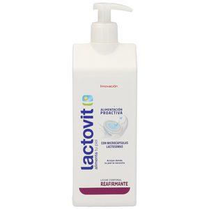 LACTOVIT leche corporal reafirmante bote 400 ml