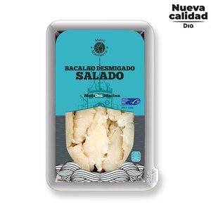 DIA MARI MARINERA bacalao desmigado salado envase 250 gr