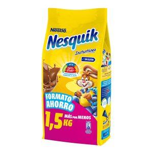 NESTLE NESQUIK cacao instantaneo bolsa  1,5 kg
