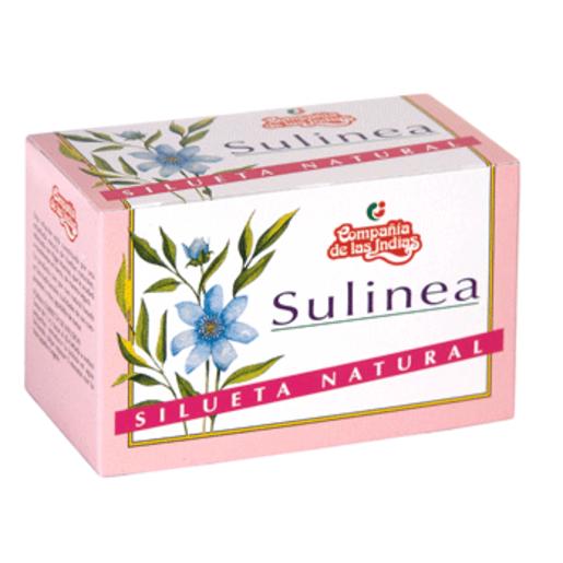 COMPAÑIA DE LAS INDIAS infusion sulinea estuche 20 uds