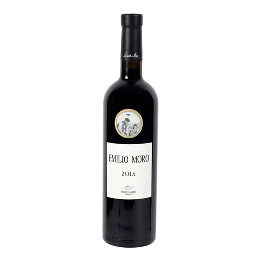 EMILIO MORO vino tinto DO Ribera del Duero botella 75 cl