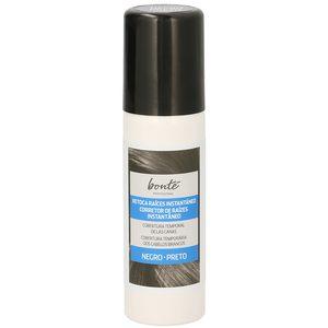 BONTE tinte negro retoca raíces instantáneo spray 75 ml
