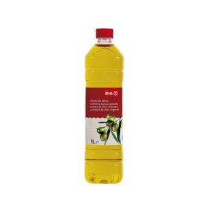 DIA aceite de oliva suave botella 1 lt