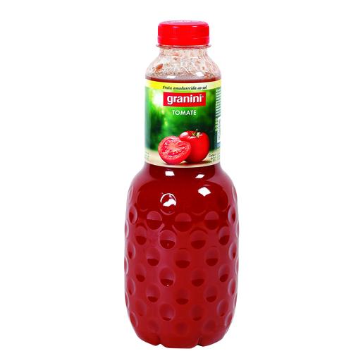 GRANINI zumo de tomate botella 1 lt