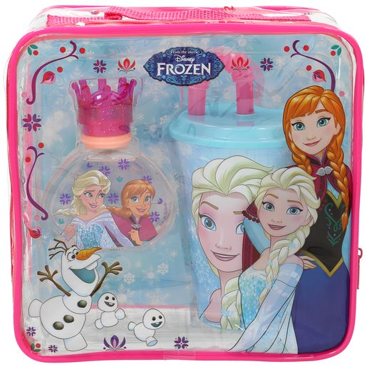 FROZEN pack colonia 50 ml + vaso