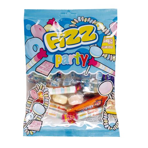 JUAN LOPEZ caramelos fizz party bolsa 125 gr
