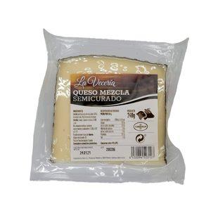 LA VECERIA queso semicurado cuña 240 gr
