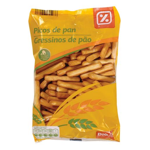 DIA picos de pan bolsa 250 gr