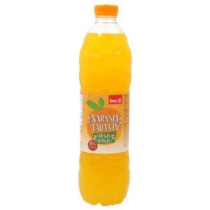 DIA refresco sin gas de naranja botella 1.5 lt