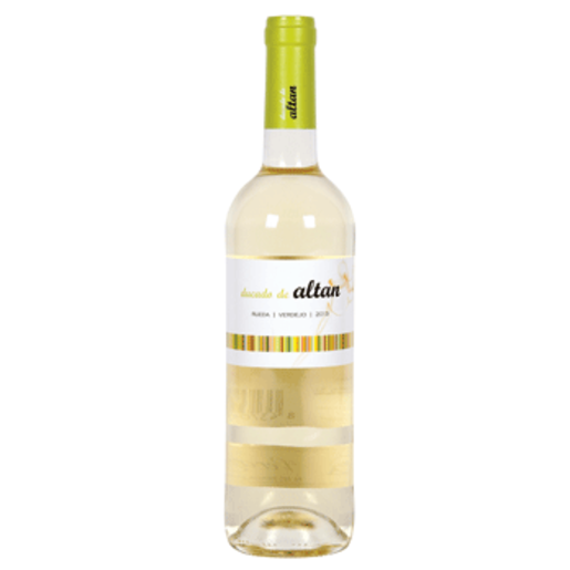 DUCADO DE ALTAN vino blanco DO rueda botella 75 cl