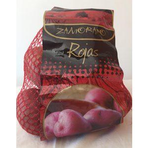 Patata roja malla 2 kg