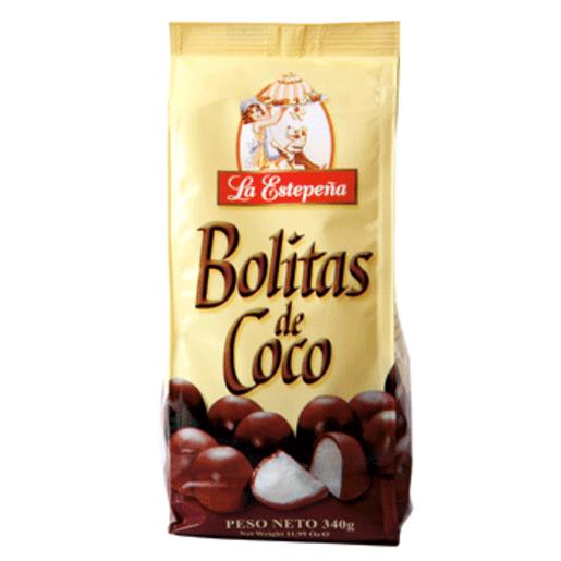 LA ESTEPEÑA bolitas de coco bolsa 340 gr