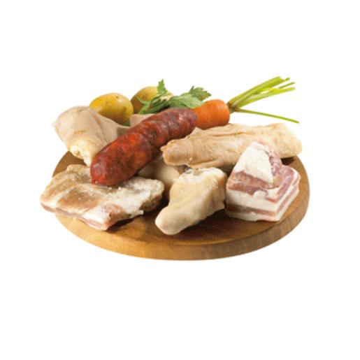 Cocido gallego (peso aprox 800 gr)