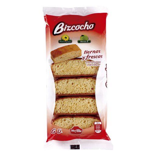 INPANASA bizcocho paquete 235 gr
