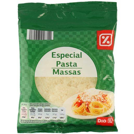 DIA queso rallado en polvo bolsa 125 gr