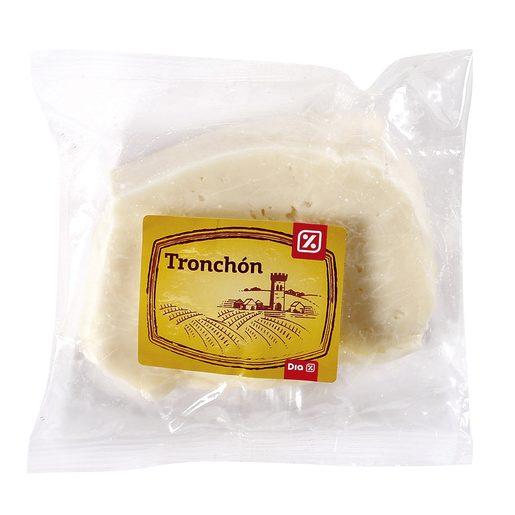 DIA queso tierno tronchón cuña 250 gr