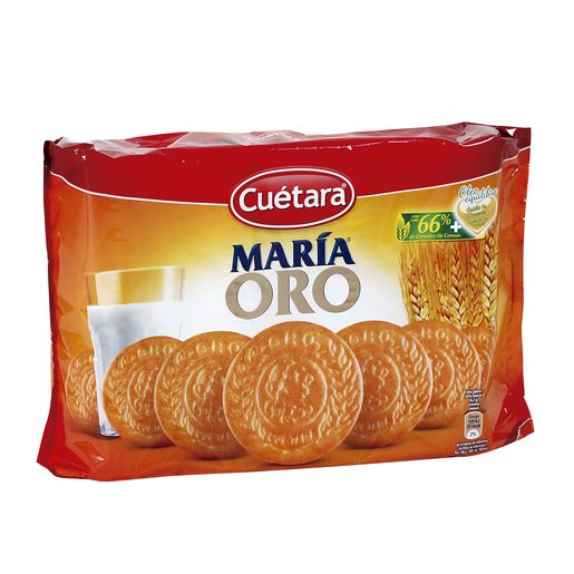 CUETARA galletas maría oro paquete 800 gr