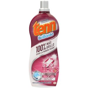 TENN limpiador brillante baño botella 1.25 lt