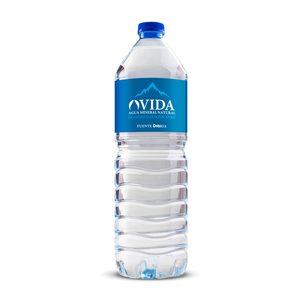 DIA OVIDA agua mineral natural botella 1.5 lt