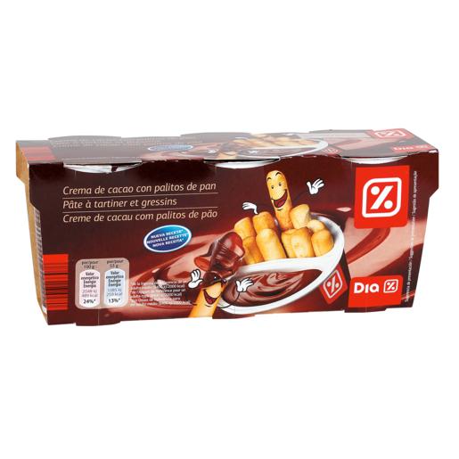 DIA crema de cacao con colines 159 gr