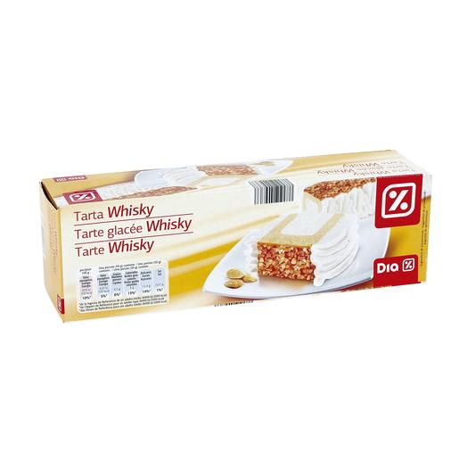 DIA tarta congelada whisky caja 531 gr