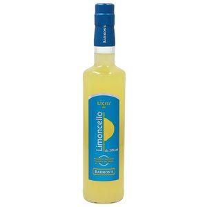 BARMONS licor de limoncello botella 50 cl