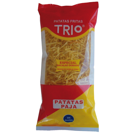 TRIO patatas fritas bolsa 180 gr