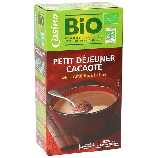 CASINO BIO cacao soluble caja 500 gr