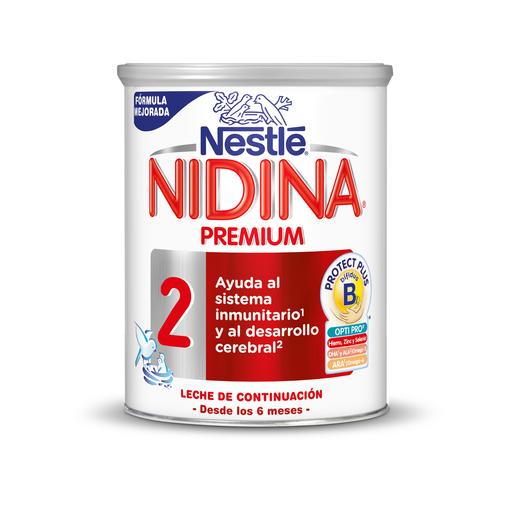 NIDINA leche infantil 2 bote 800 gr